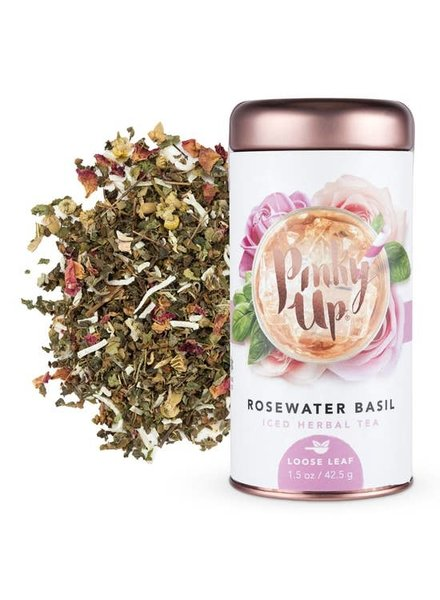 Pinky Up Rosewater Basil Loose Leaf Iced Tea