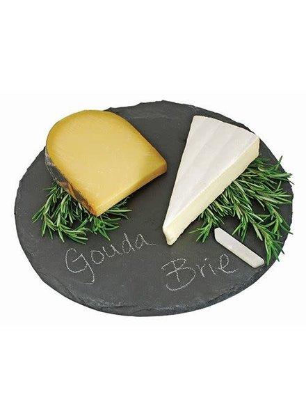 Twine Circle Slate Cheese Board