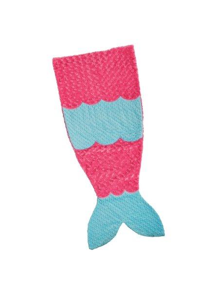 Mudpie Mermaid Tail Blanket