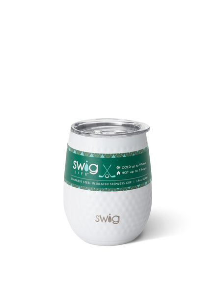 Swig Golf Partee Stemless Wine