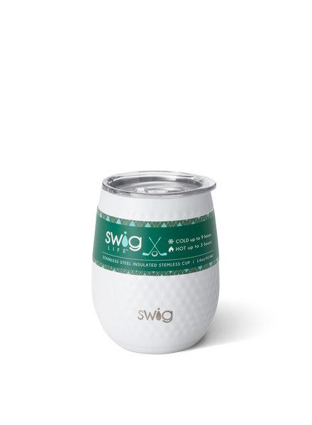 Swig Golf Partee Stemless Wine