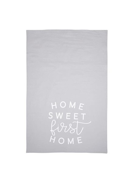 Home Sweet First Home Tea Towel