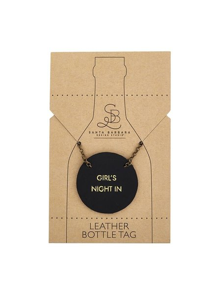Girls Night In Bottle Tag