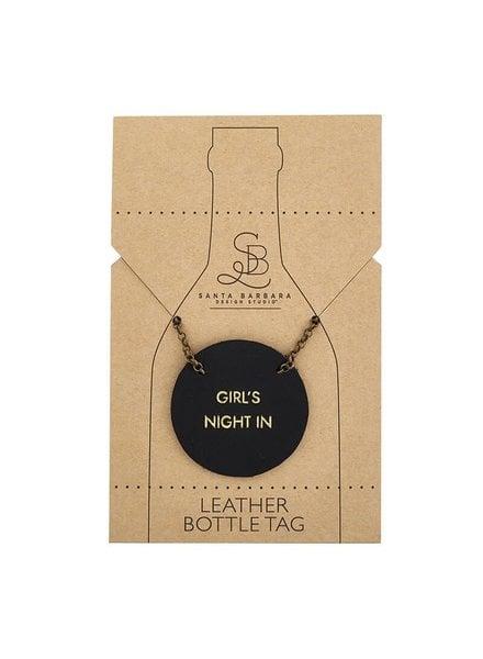 Girls Night In Bottle Tag