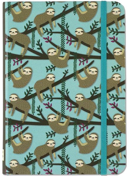 Peter Pauper Press Sloths Small Journal