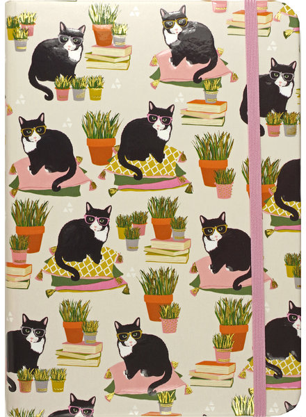 Peter Pauper Press Smarty Cats Small Journal