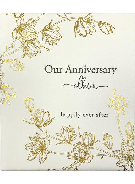 Peter Pauper Press Wedding Anniversary Album