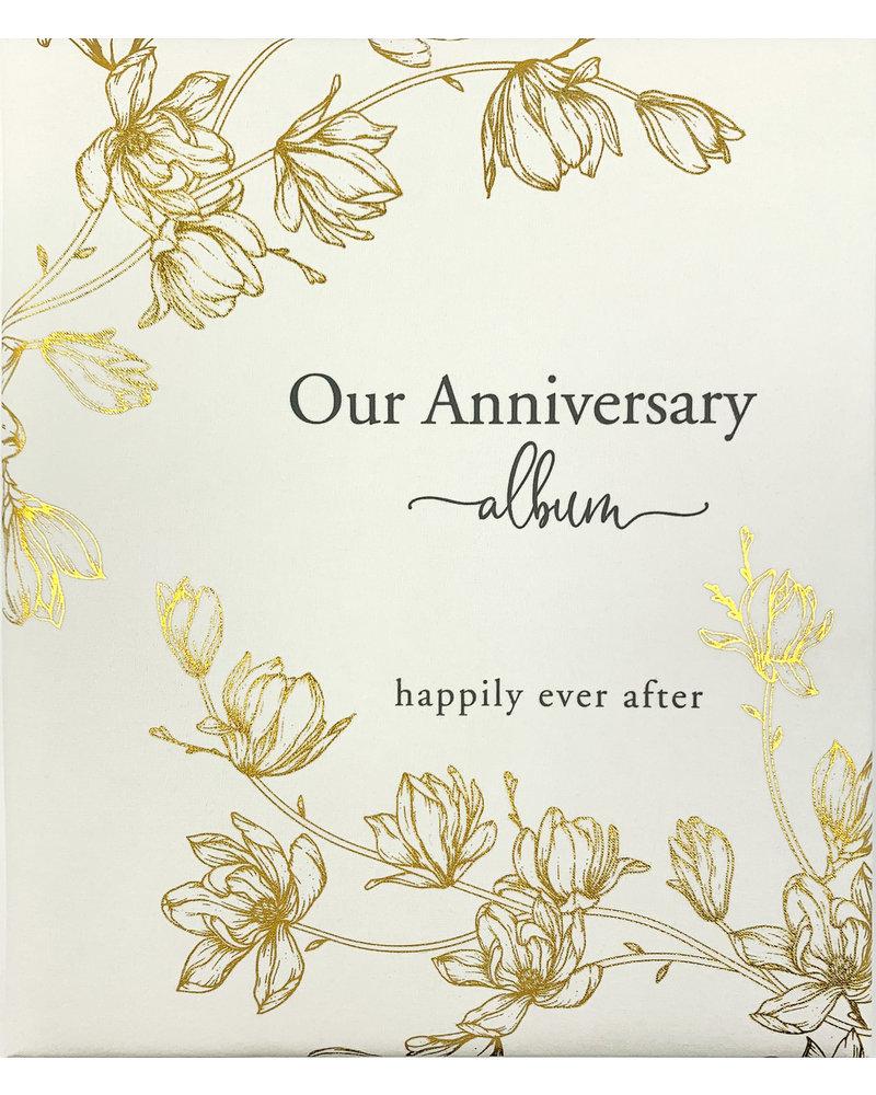 Peter Pauper Press Peter Pauper Wedding Anniversary Album