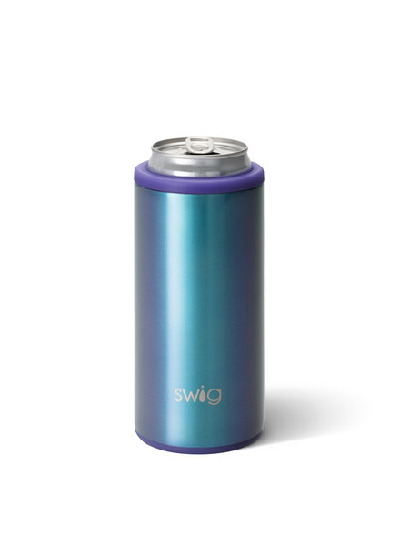 Swig Shimmering Mermaid Skinny Can Cooler