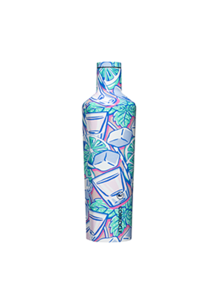 CORKCICLE Vineyard Vines Mint Julep Canteen