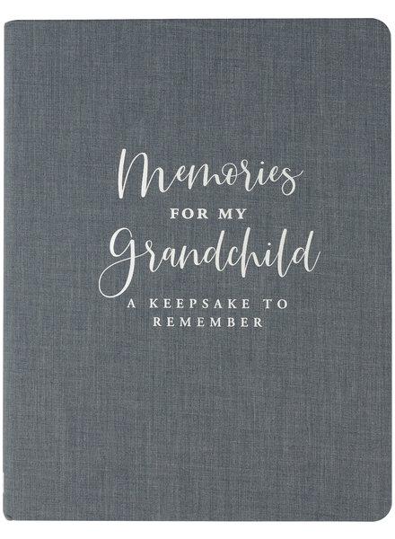Peter Pauper Press Memories For My Grandchild Interview Book