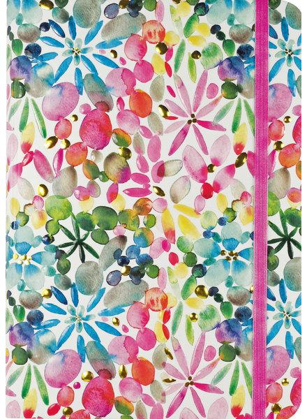 Peter Pauper Press Watercolor Garden Small Journal