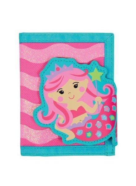 Stephen Joseph Kids Mermaid Wallet