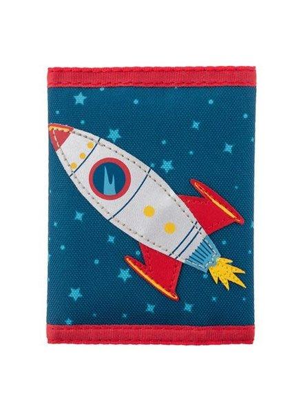Stephen Joseph Kids Spaceship Wallet
