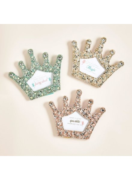 Two's Company Princess Crown Picture Frames