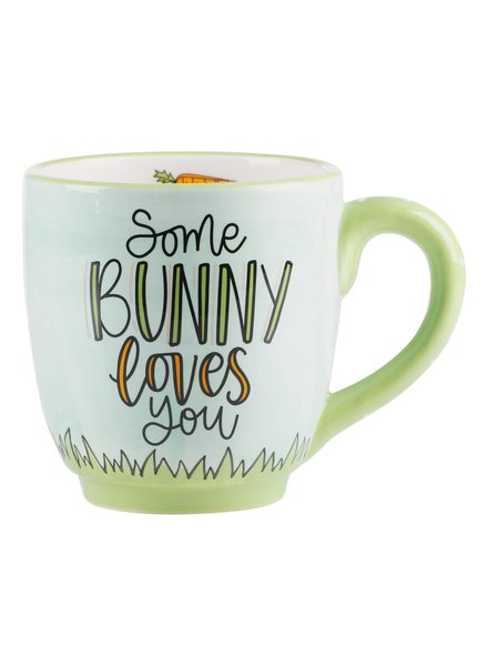 Glory Haus Some Bunny Loves You Coffee Mug