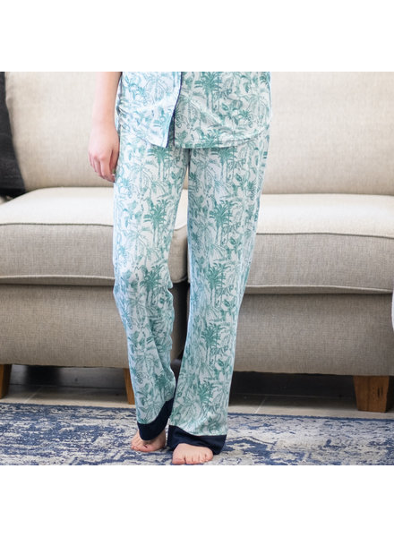 ROYAL STANDARD Jungle Toile Pajama Pants