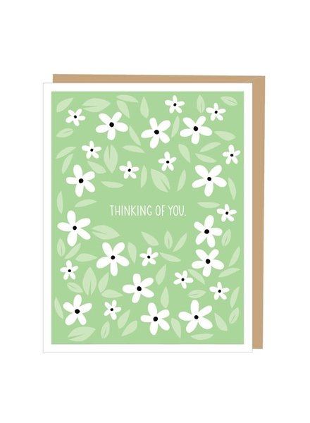 Apartment 2 Thinking of You Greeting Card