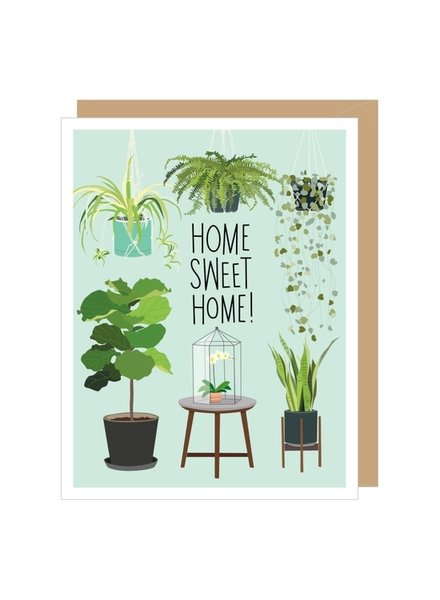 Apartment 2 Home Sweet Home Card