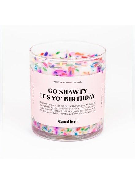 Ryan Porter Go Shawty Its Ya Birthday Candle
