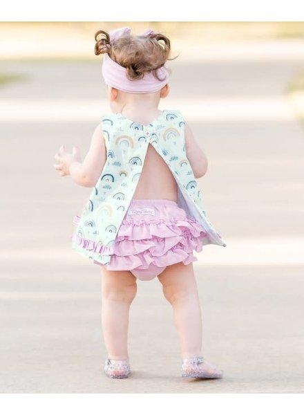 Ruffle Butts Lilac Ruffle Butts Bloomer