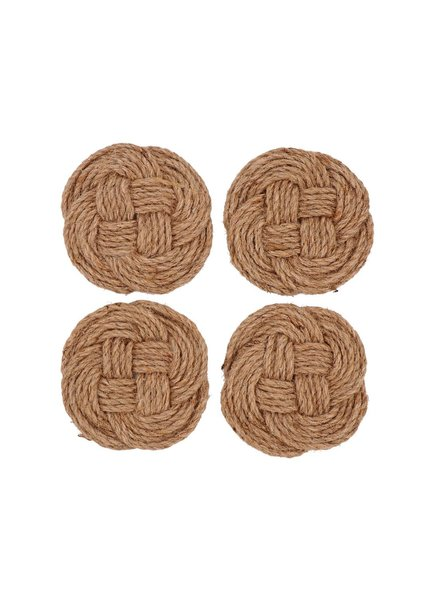 Set of 4 Knot Coasters