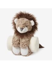 Elegant Baby Lion Bedtime Huggie