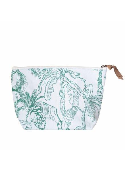 ROYAL STANDARD Jungle Toile Cosmetic Bag