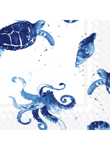 Boston International Under the Sea Cocktail Napkins