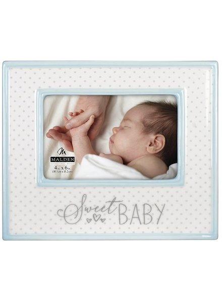 Malden Blue Sweet Baby Frame