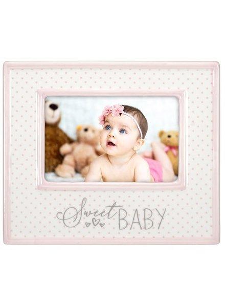Malden Pink Sweet Baby Frame
