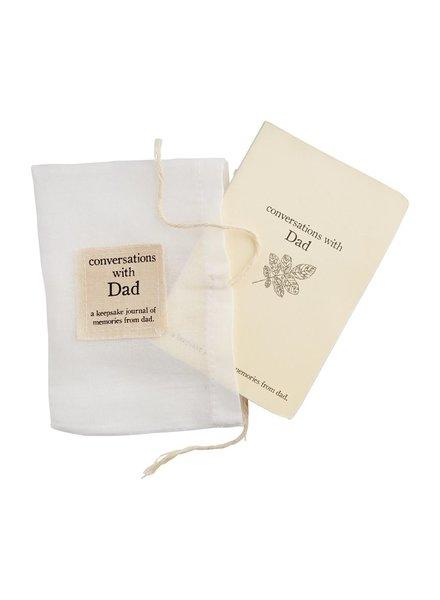 Mudpie Dad Conversation Journal