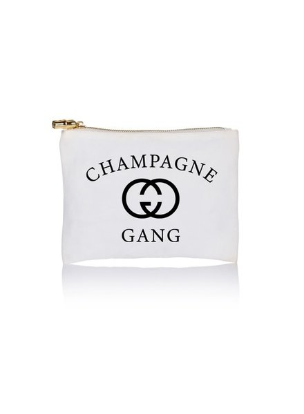 TOSS Champagne Gang Flat Zip