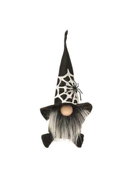 Bright Ideas Halloween Spiderweb Small Gnome