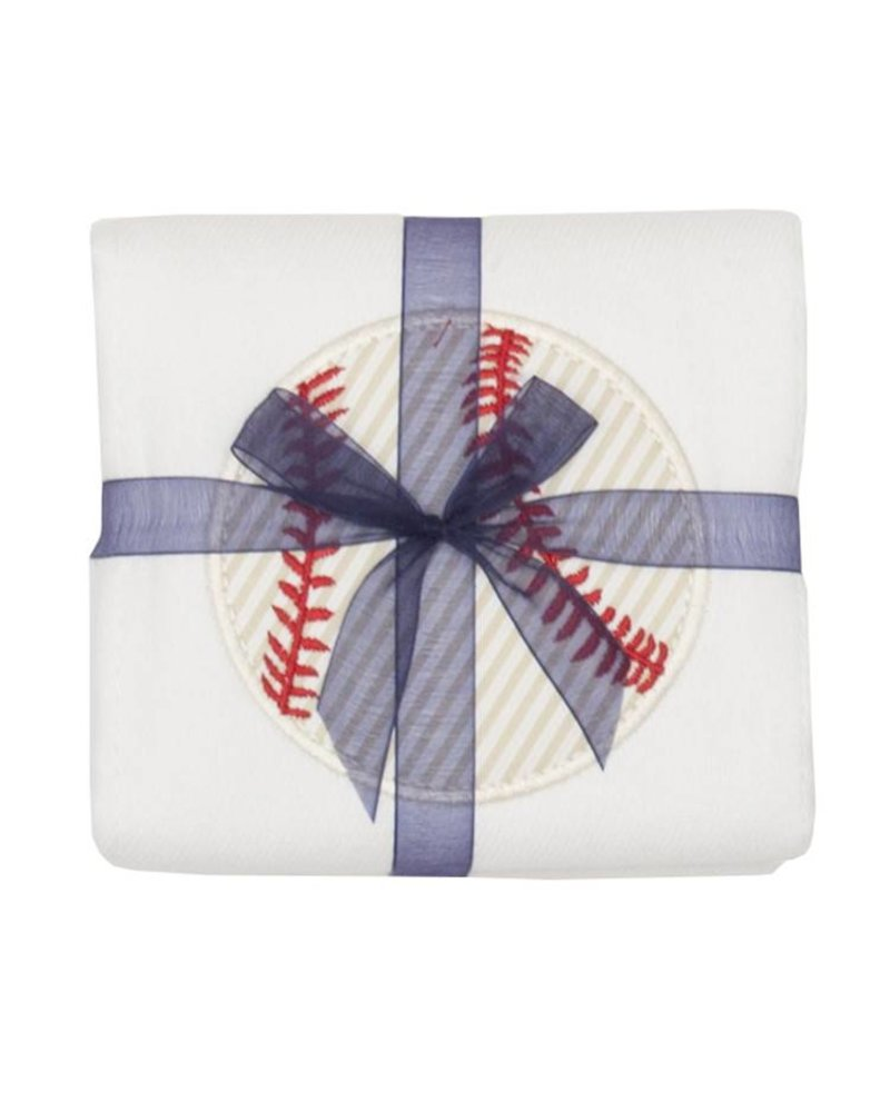 3 Marthas 3 Marthas Burp Pad - Baseball