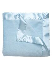 Elegant Baby Baby Blue Plush Blanket