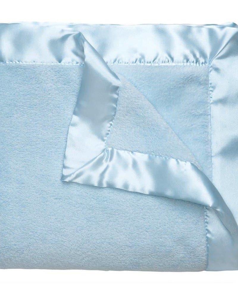 Elegant Baby Elegant Baby - Plush Blanket - Blue