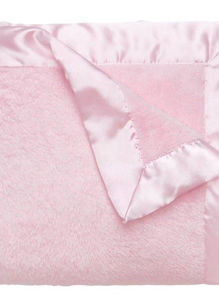Elegant Baby Baby Pink Plush Blanket