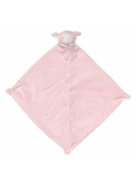 Angel Dear Pink Lamb Lovie