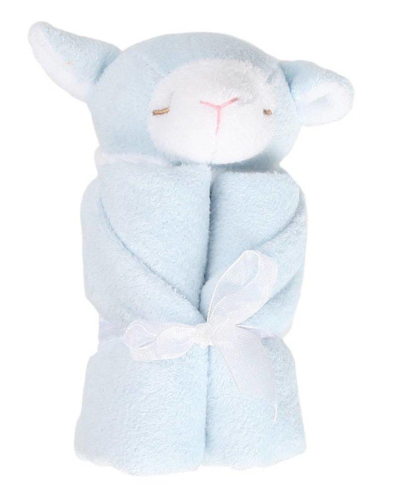 Angel Dear Angel Dear Lovie - Blue Lamb