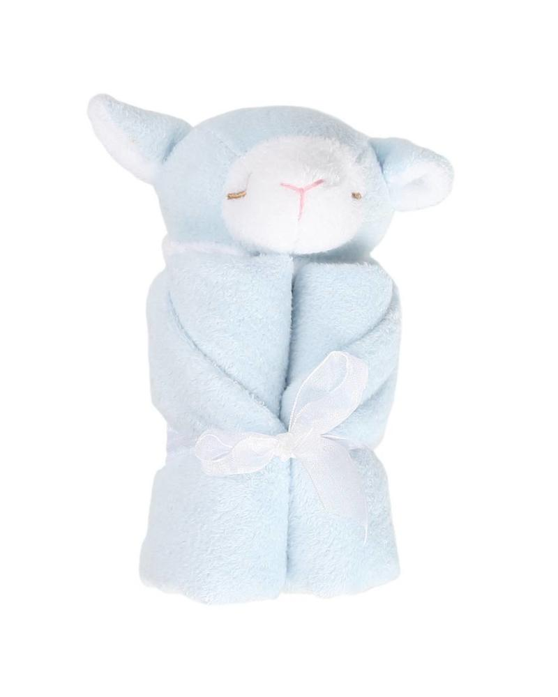 Angel Dear Angel Dear Lovie - Blue Lamb