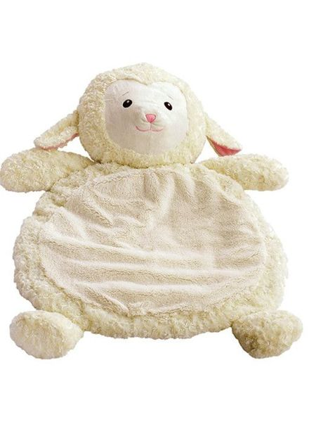Mary Meyer White Lamb Baby Mat