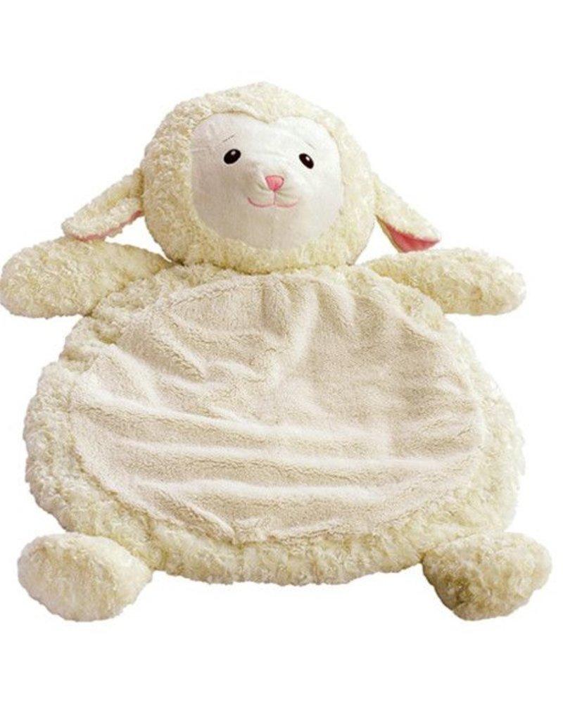 Mary Meyer White Lamb Baby Mat