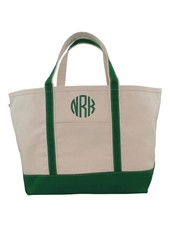 CB Station Emerald Large Boat Tote