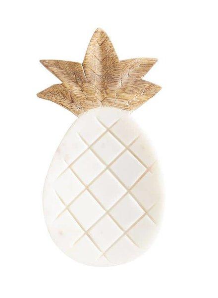 Mudpie Pineapple Spoon Rest