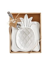 Mudpie Pineapple Candy Dish Set