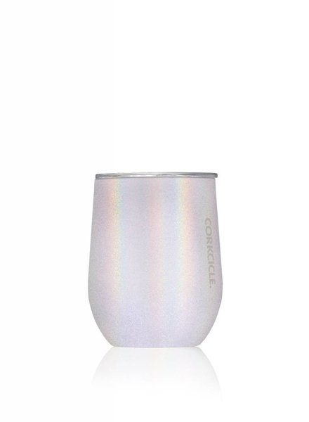 CORKCICLE Sparkle Unicorn Stemless Wine