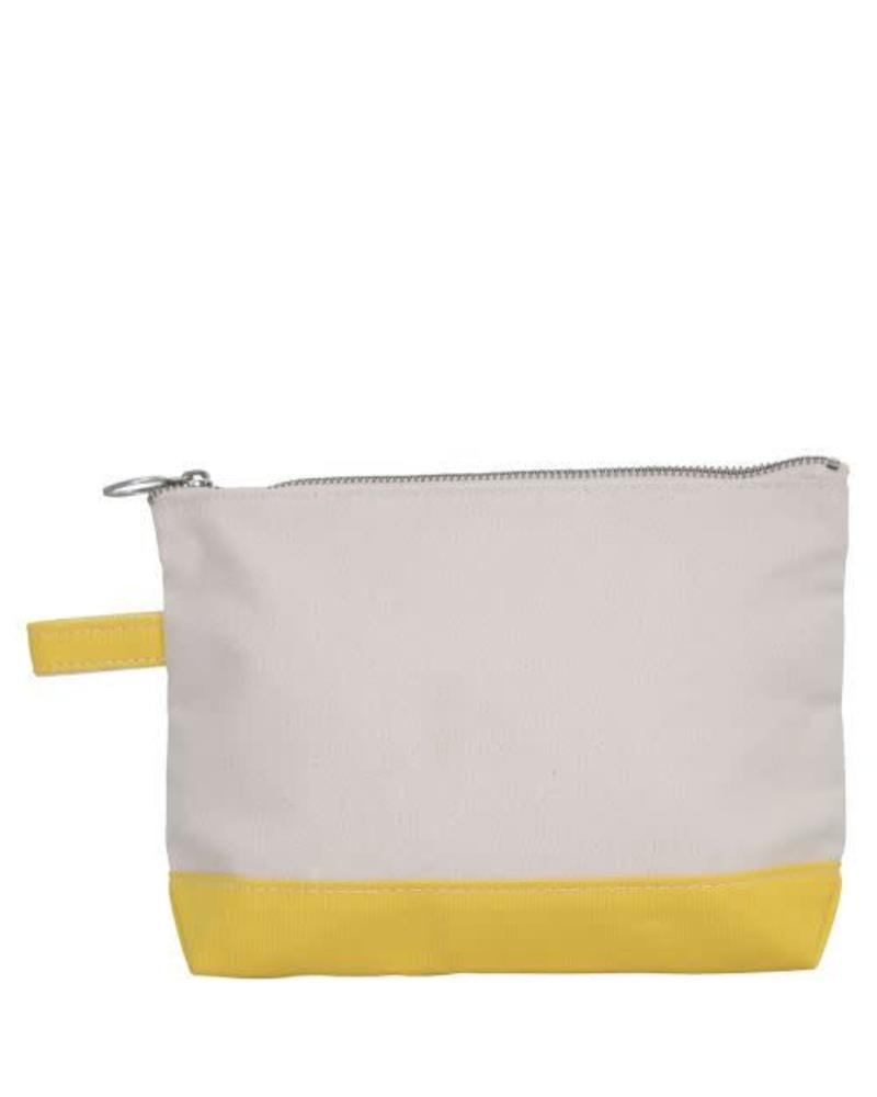 f38ffb9de6 CB Station Make Up Bag - Yellow - Initial Styles Jupiter