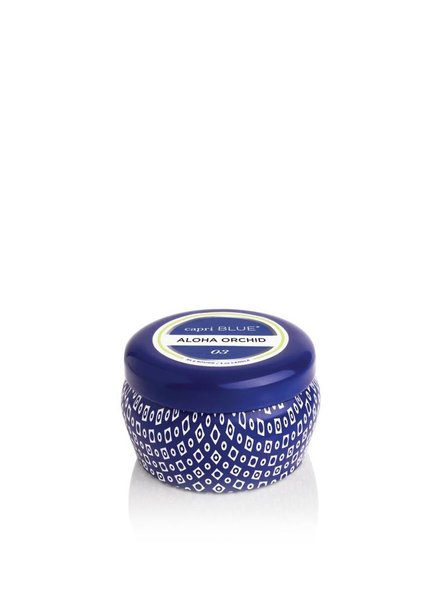 Capri Blue Aloha Orchid Travel Candle