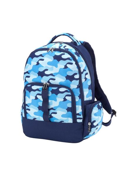 Wholesale Boutique Cool Camo Backpack